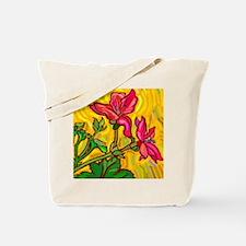 Floral Brights Tote Bag