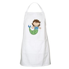 Pretty Little Mermaid Apron