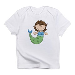 Pretty Little Mermaid Infant T-Shirt
