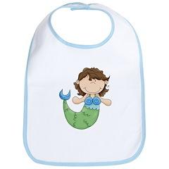 Pretty Little Mermaid Bib