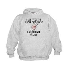 The Great Earthquake of 2011 Hoodie