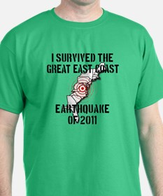 The Great Earthquake of 2011 T-Shirt