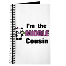 I'm the Middle Cousin Journal
