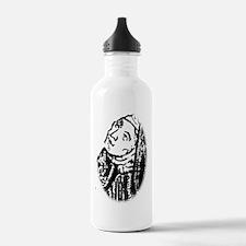 Unique Gregorian chant Water Bottle