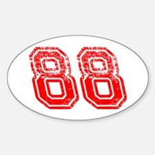 Support - 88 Decal