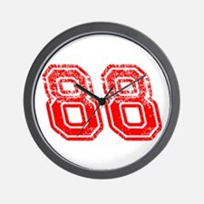 Support - 88 Wall Clock