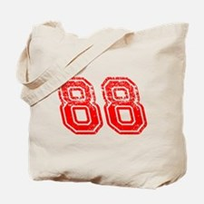 Support - 88 Tote Bag