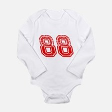 Support - 88 Long Sleeve Infant Bodysuit