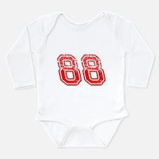 Support - 88 Long Sleeve Infant Bodysuit