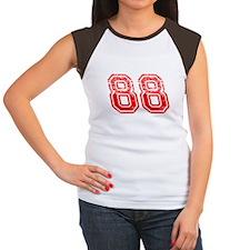 Support - 88 Women's Cap Sleeve T-Shirt