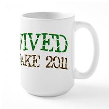 Earthquake Survivor - Mug