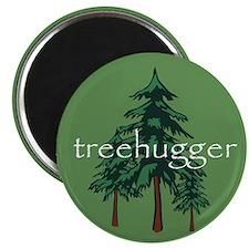 Treehugger Magnet