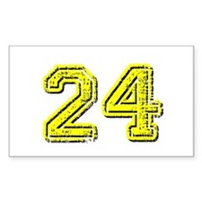 Support - 24 Decal