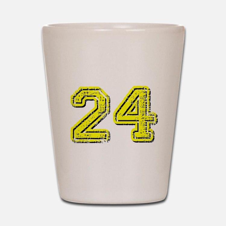 Support - 24 Shot Glass