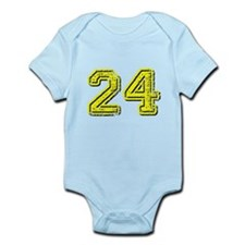 Support - 24 Infant Bodysuit