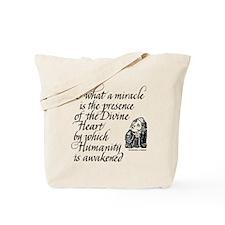 Hildegard Divine Heart Tote Bag