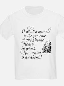 Hildegard Divine Heart T-Shirt