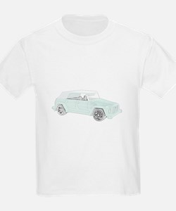 VW Thing in color T-Shirt