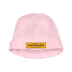 Earthquake 8/23/11 baby hat