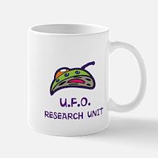 UFO Research Unit Mug