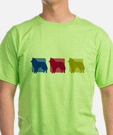 Color Row Groenendael T-Shirt