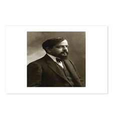 Claude Debussy Postcards (Package of 8)