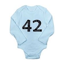 42 Long Sleeve Infant Bodysuit