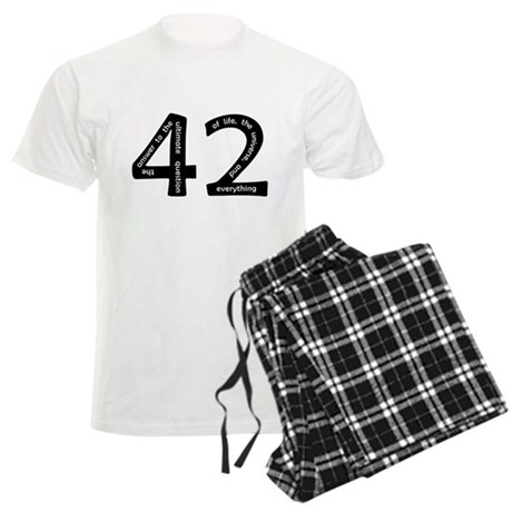 42 Men's Light Pajamas