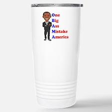 Obama Travel Mug