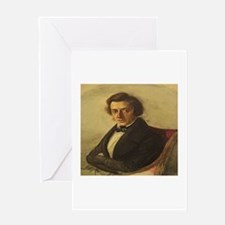 Frederick Chopin Greeting Card