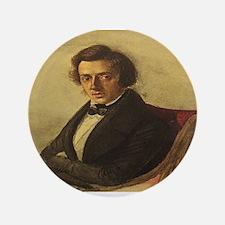 "Frederick Chopin 3.5"" Button"