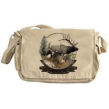 Big Game Elk and Deer Messenger Bag