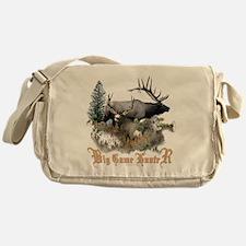 Big Game Hunter Messenger Bag