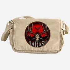 Club bad ass Messenger Bag