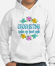 Crocheting Smiles Jumper Hoody