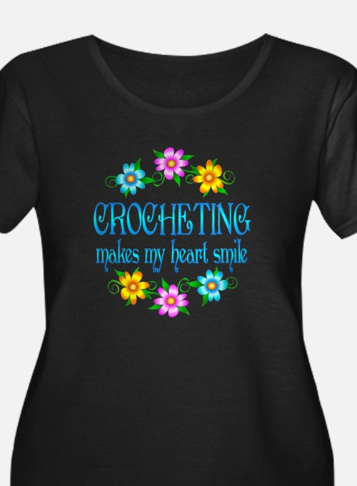 Crocheting Smiles T
