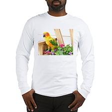 Sun Conure Long Sleeve T-Shirt
