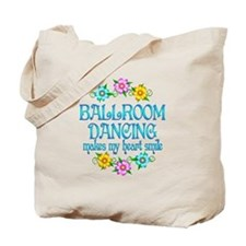 Ballroom Smiles Tote Bag