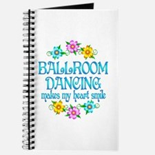 Ballroom Smiles Journal