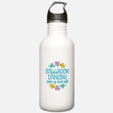 Ballroom Smiles Water Bottle