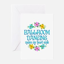 Ballroom Smiles Greeting Cards (Pk of 20)