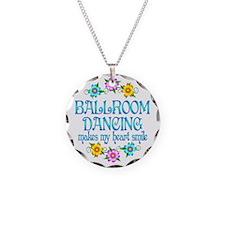 Ballroom Smiles Necklace