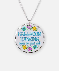 Ballroom Smiles Necklace