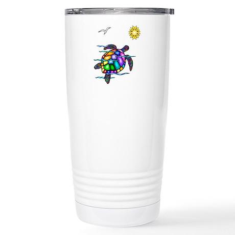 Sea Turtle #1 Stainless Steel Travel Mug