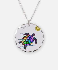 Sea Turtle #1 Necklace