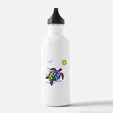 Sea Turtle #1 Water Bottle
