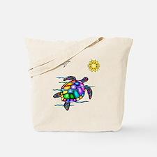 Sea Turtle #1 Tote Bag