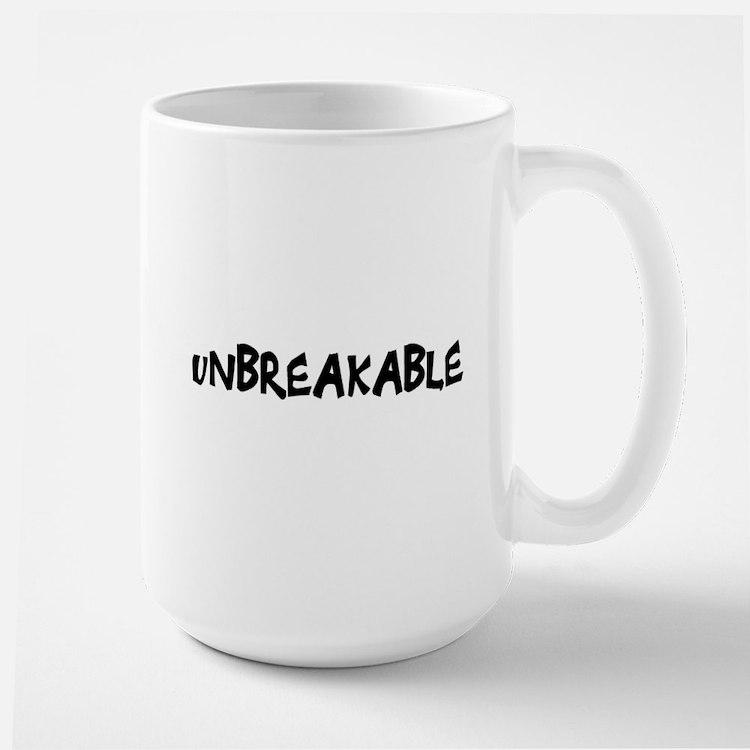 unbreakable Mug