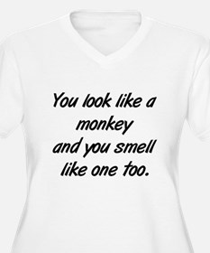 look like a monkey T-Shirt