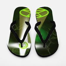 Cute Messianic Flip Flops